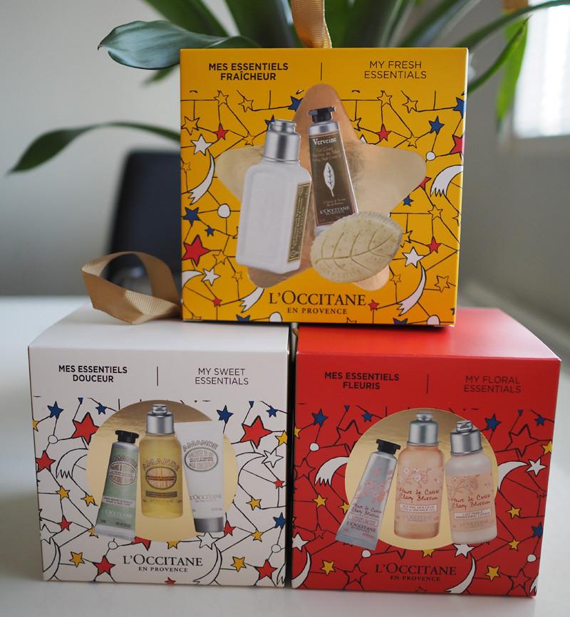 l'occitane joulupakkaukset