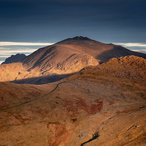 Glyder Fawr | by Nick Livesey Mountain Images