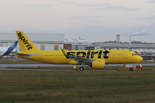 A320neo Spirit Airlines N908NK | by XFW-Spotter