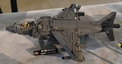 IPMS show Israel 2018   Brickmania military lego kits   Flickr