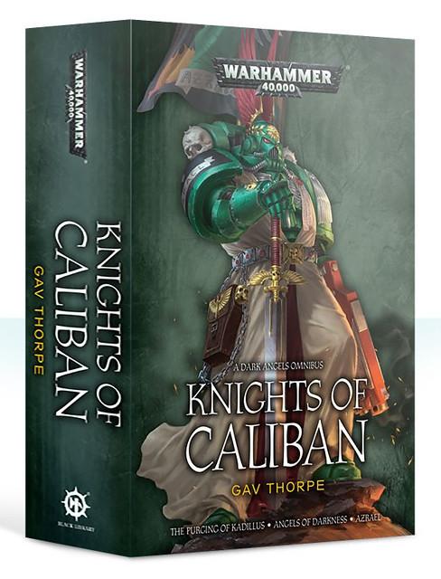 Гэв Торп «Рыцари Калибана» | Knights of Caliban by Gav Thorpe)