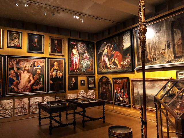Museo M de Lovaina (Flandes, Bélgica)