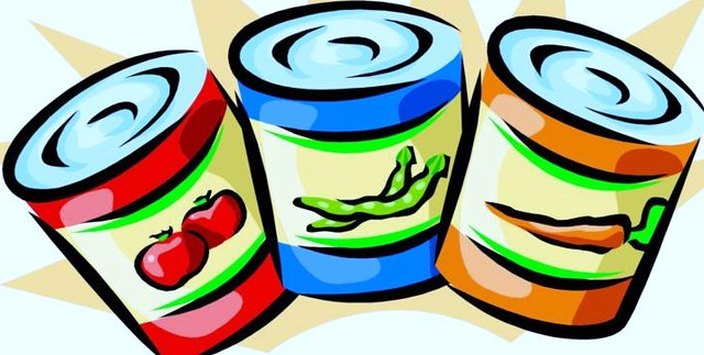 010419 010519 Canned Food And Coat Drive