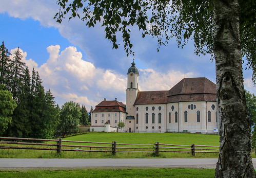 Wieskirche, Wies, Bavaria, Germany (Unesco world heritage) | by Frans.Sellies
