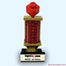 BricksLA 2018 MOC of Note Trophy