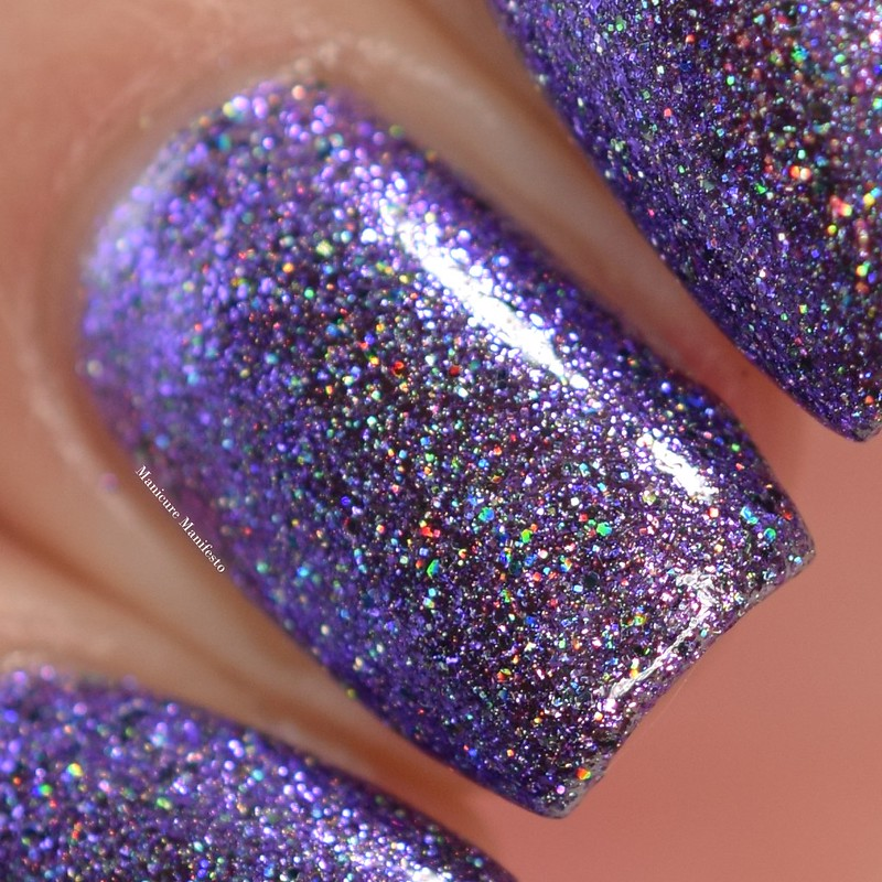 Girly Bits No More Tears swatch