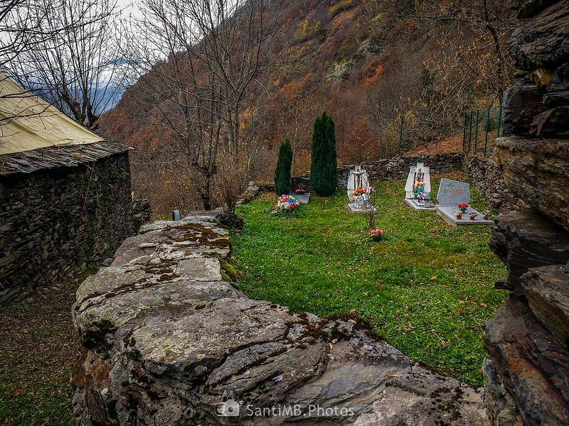 Cementerio de Sant Joan de Toran