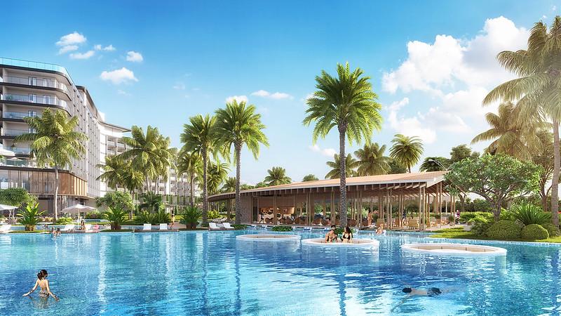 Khu nghỉ dưỡng Movenpick Resort Waverly Phú Quốc