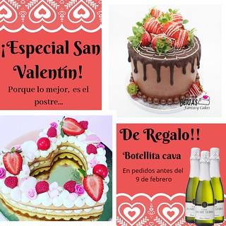 EL POSTRE DE BERTAS FANTASY CAKES