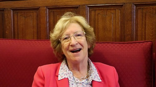 Baroness Molly Meacher – House of Lords