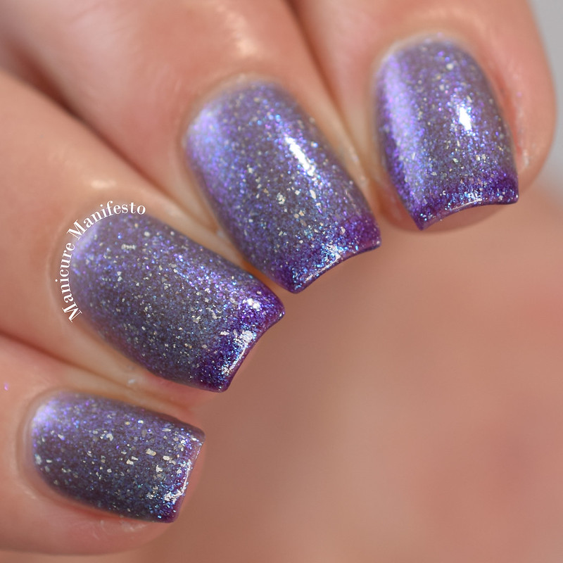 Paint It Pretty Polish Sugar Frosted Grapes review