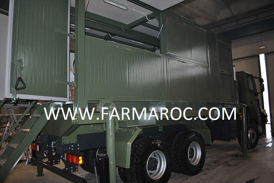 La Logistique des FAR / Moroccan Army Logistics - Page 11 45749695921_5e25fd2151_b