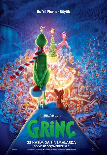 Grinç - Grinch (2018)