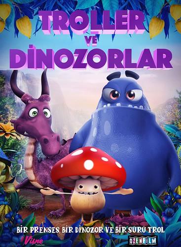 Troller ve Dinozorlar - Trolled (2018)