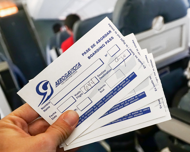Tickets para viajar a Cayo Largo del Sur