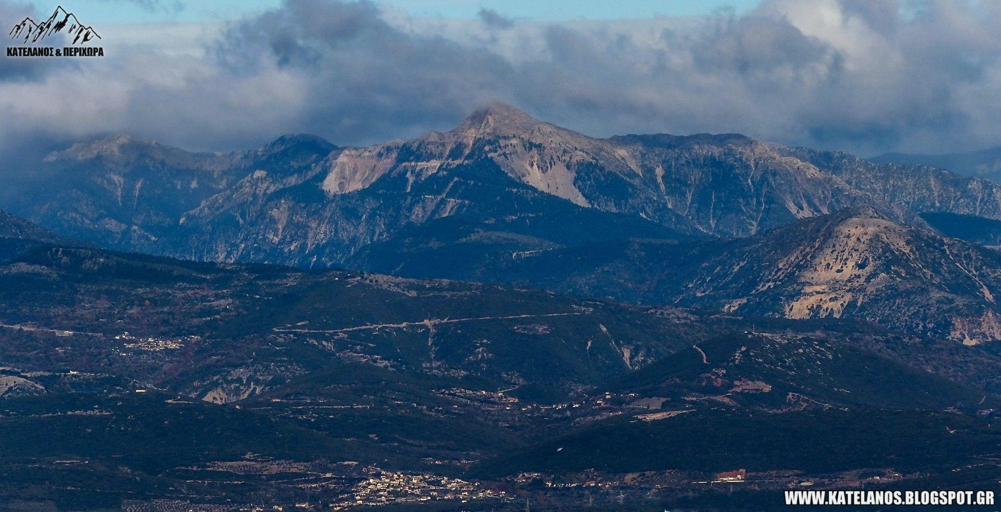 πετροχώρι θέρμου άννινος βουνοκορφή
