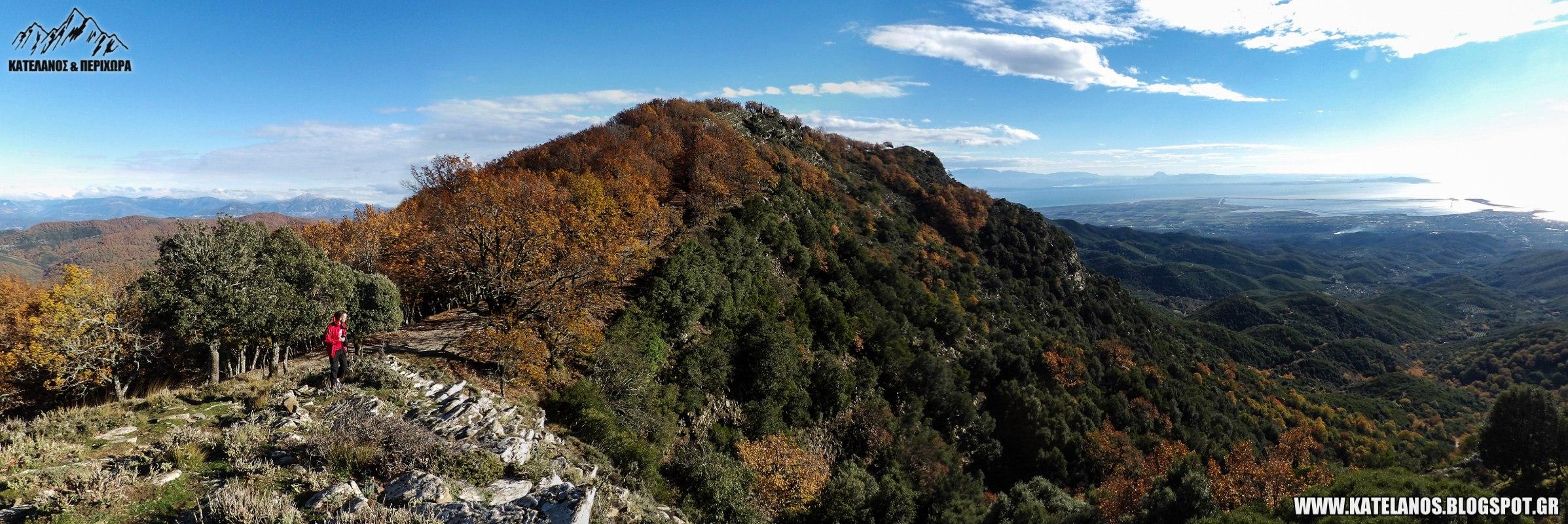 ορος αρακυνθος βουνο αιτωλοακαρνανιας