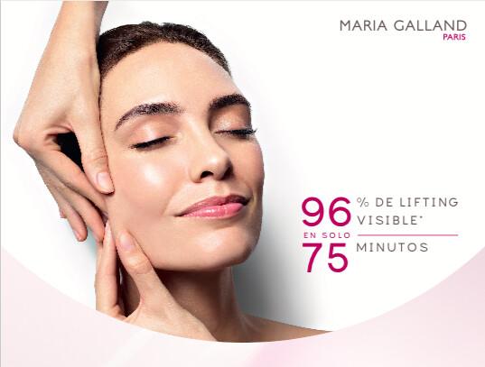 Maria Galland methode beaute esteticista