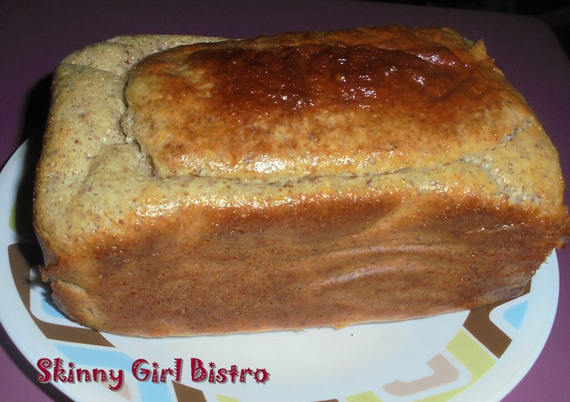 Photo: Almond Flour Cream Cheese Bread
