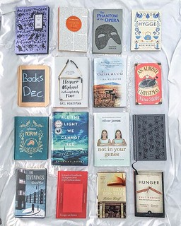 Here is my selection of books that I recommend to read in December. They are a mixture of classics, comedies and a seasonal story. My favourites are 84 Charing Cross Road and Not in Your Genes. Do you have any books that you would recommend to read this t | by ✿ Triin Q