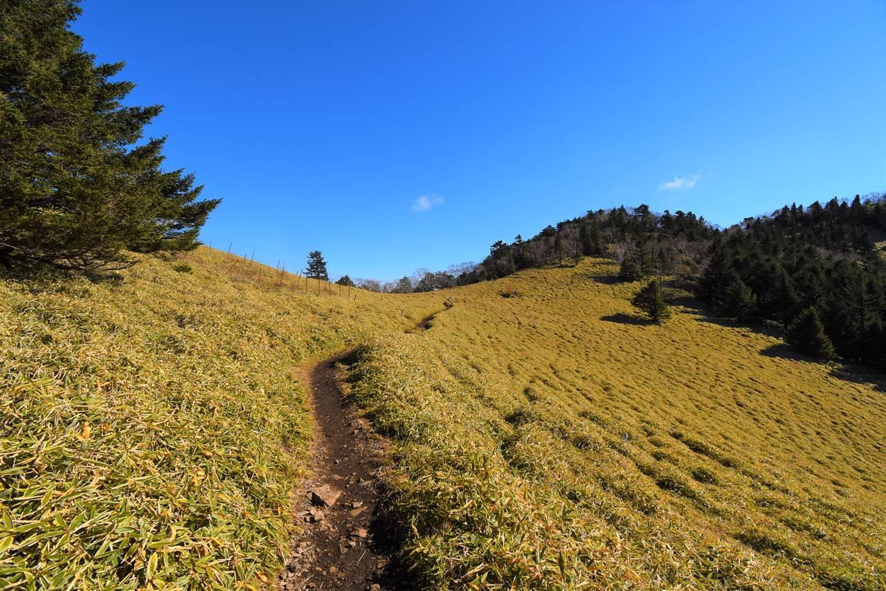 石丸峠登山