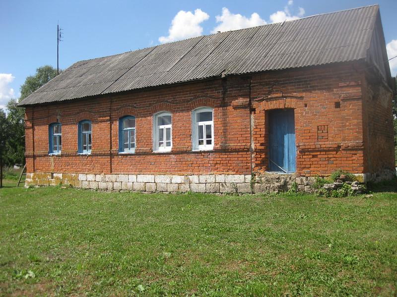 Дом Николая Воробьёва