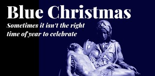 Blue Christmas. Friday 21 December 2018 at 7:30pm, Holy Innocents Anglican Church, 29 Sheoak Road, Belair