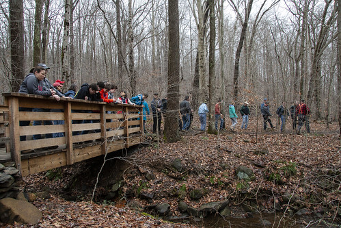 Photo of Hikers at Gunpowder Falls State Park