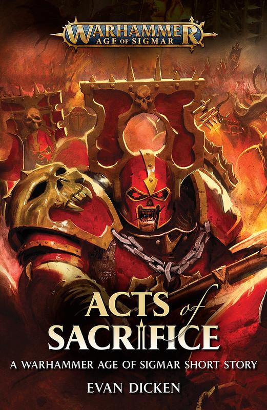 «Жертвенные деяния», Эван Дикен | Acts of Sacrifice by Evan Dicken