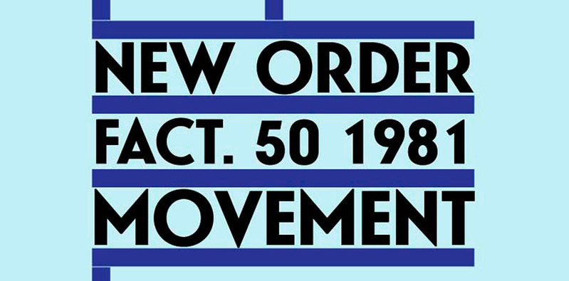 "A 37 años de ""Movement"" el álbum debut de New Order"
