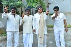 Monagadevaru Movie Opening Stills