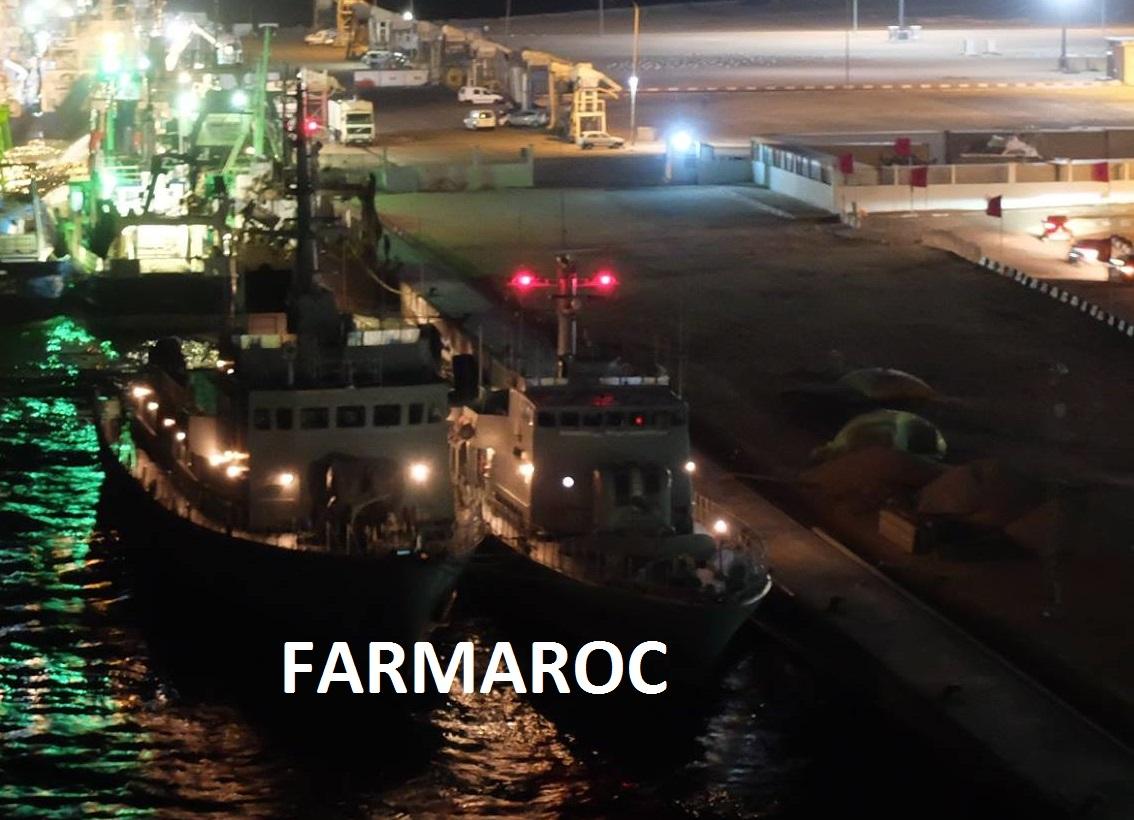 Royal Moroccan Navy Patrol Boats / Patrouilleurs de la Marine Marocaine - Page 13 46169926494_f1de526a08_o