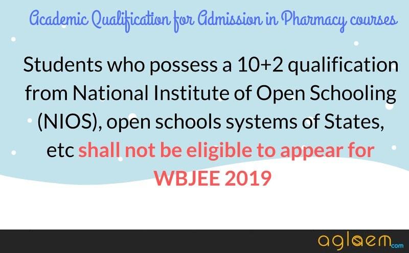 wbjee 2019 eligibility criteria