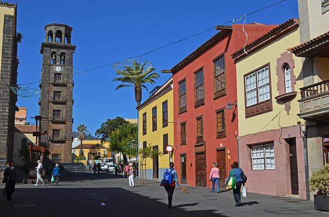 Iglesia de la Concepcion, La Laguna