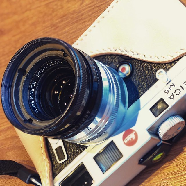 Cooke 50mm f1.8 英倫電影風味