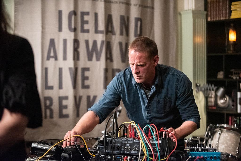 KEXP Live at Iceland Airwaves 2018, Day 1: Les Aventures de