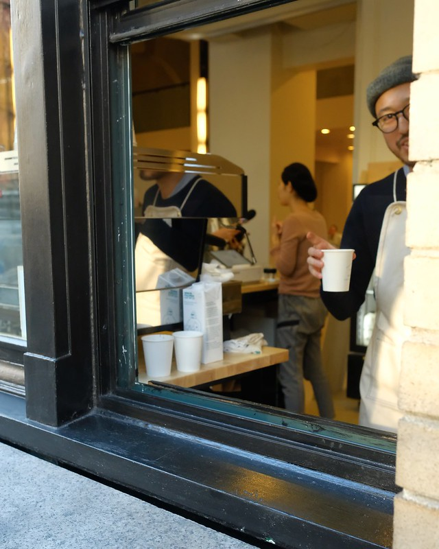 Iktsuarpok Coffee Stand | Gastown, Vancouver