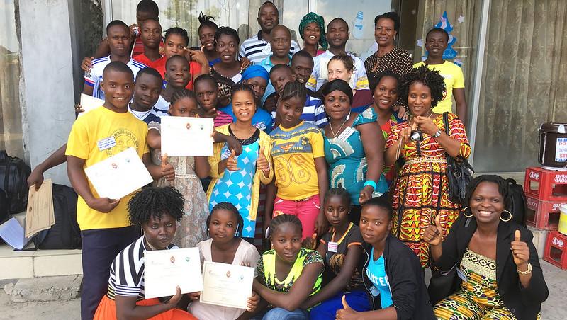 Liberia GBV
