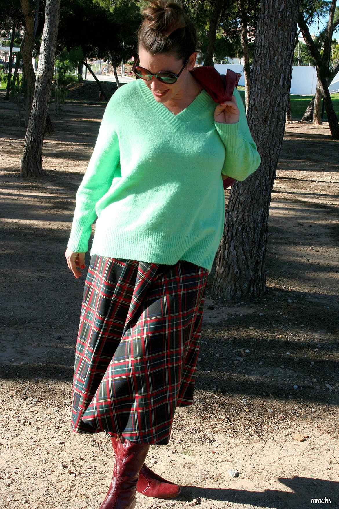 look de mujer invierno