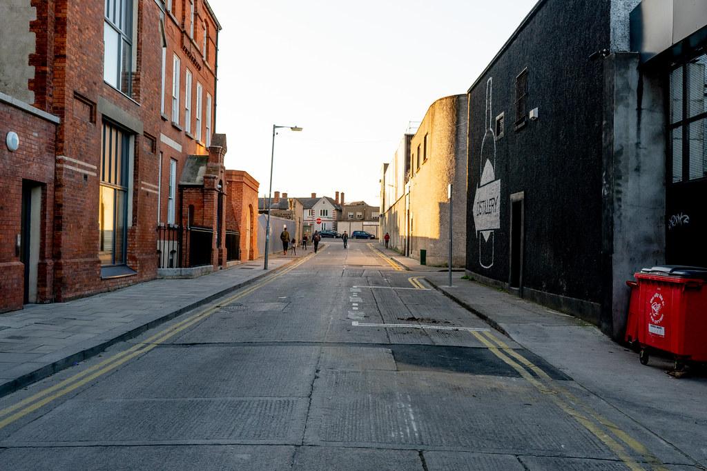 BLACKPITTS AREA OF DUBLIN - MILL STREET HOUSE 002