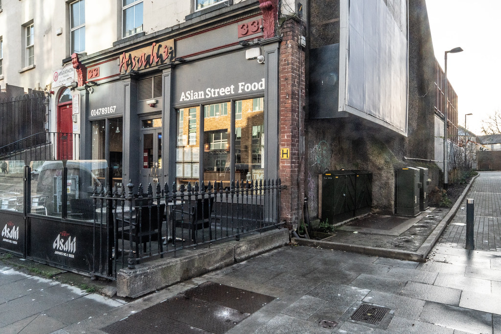 ASAHI ASIAN STREET FOOD [CHARLEMONT STREET DUBLIN - NEXT DOOR TO THE NEW CLAYTON HOTEL]  001