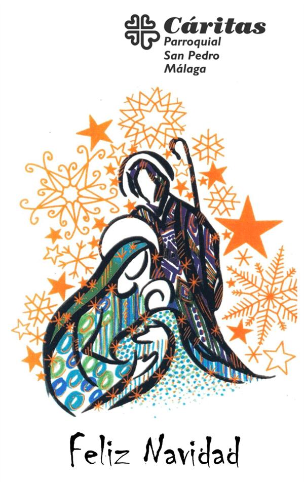 Felicitación Navidad Cáritas Parroquial