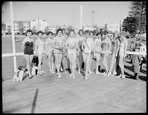 Railway Picnic - Beach Girl Contest | by NSW State Archives and Records