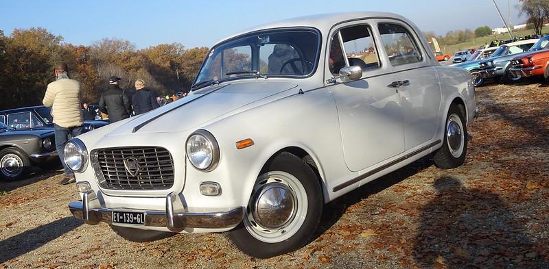Lancia 1100 Appia 1963 de M'sieur Albert 45216234504_050d711ccf_c