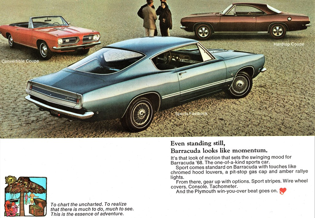 68 Plymouth Barracuda Wiring Diagram  Plymouth  Vehicle Wiring Diagrams