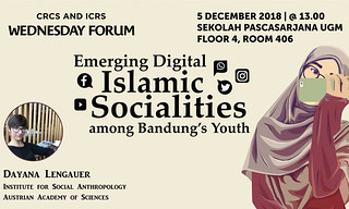 Emerging Digital Islamic Socialities among Bandung's Youth