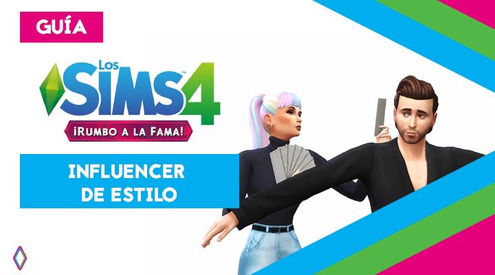 Profesión Influencer de estilo en Los Sims 4: guía completa