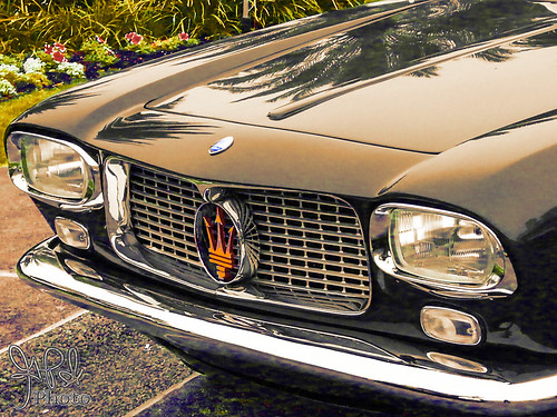 1962 Maserati 5000GT at Amelia Island 2009 | by gswetsky