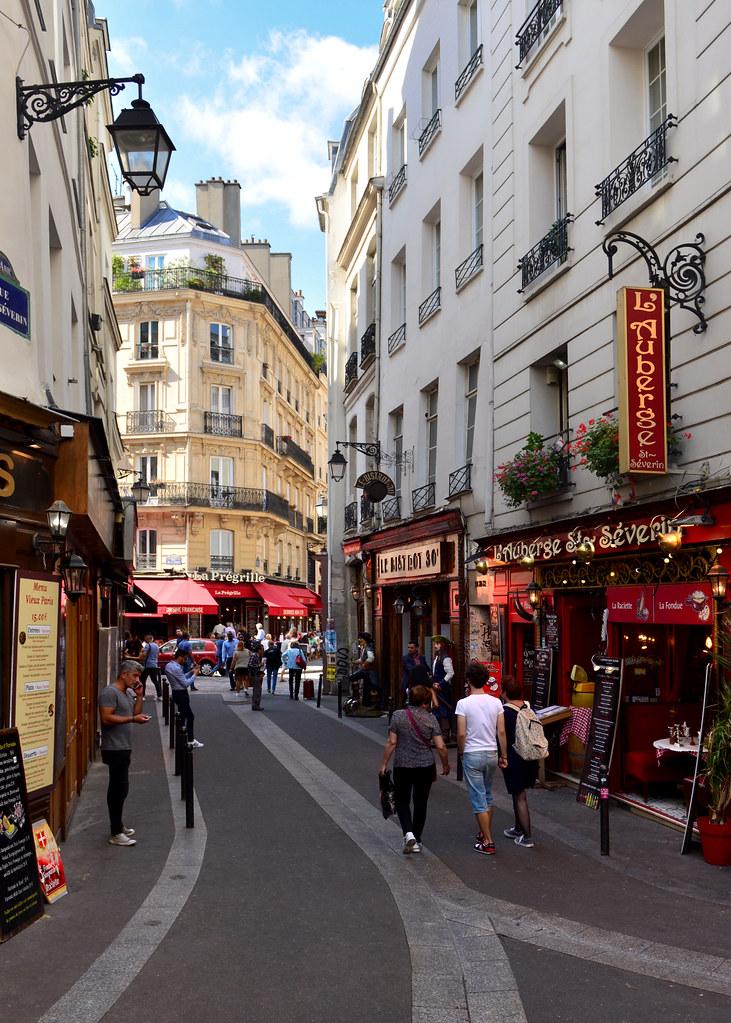 Barrio Latino de París
