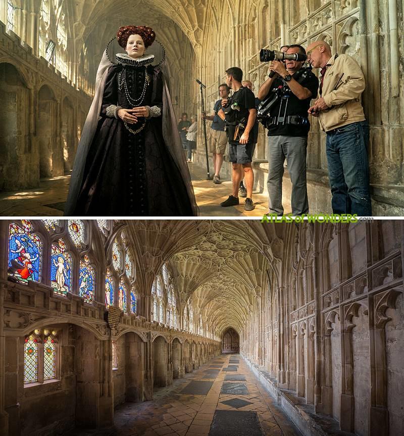 Maria Stuart Königin von Schottland drehorte